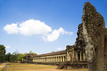 Fototapete - Angkor Wat, Cambodia