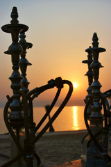 Hookahs, The Dead Sea, Jordan