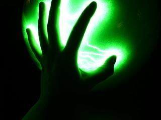 Plasma Lampe
