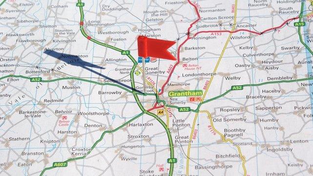 Destination Grantham!