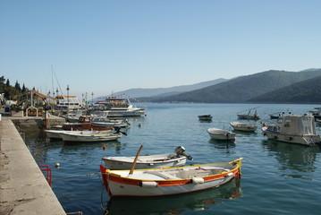 Hafen von Rabac