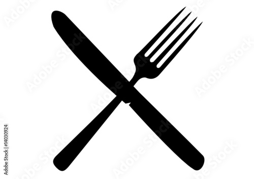 Messer und gabel clipart  Besteck - Gabel - Messer