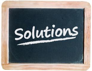 """""""Solutions"""" on blackboard"""