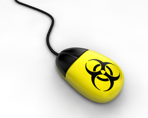 biohazard mouse