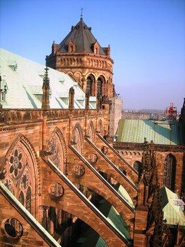 la cathedrale de strasbourg