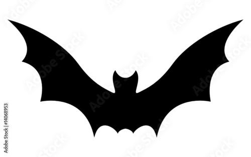 Chauve souris bat fichier vectoriel libre de droits - Chauve souri vampire ...