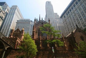 église de Manhattan_USA