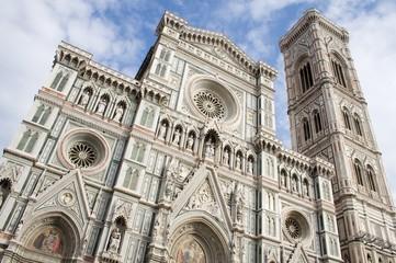 Fototapeta premium Włochy Florencja katedra