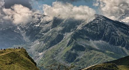 Austrian Alps near Bad Gastein, Austria