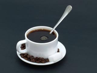 Canvas Prints Coffee beans café