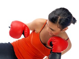 boxen  für selbstverteidigung & fitness