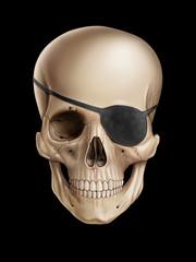 Pirate Skull 3