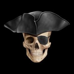 Pirate Skull 4