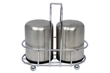 Set for salt and pepper storage