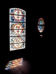 vitrail....les couleurs de la foi