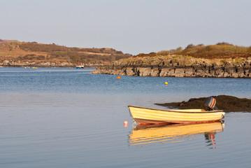 Oskamull boat