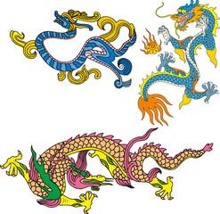 dragon set sixteen