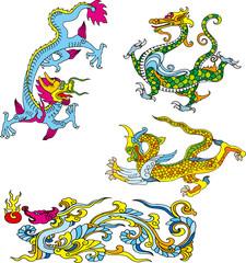 dragon set twenty-three