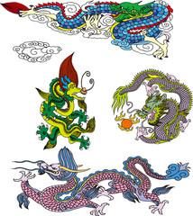 dragon set twenty-five