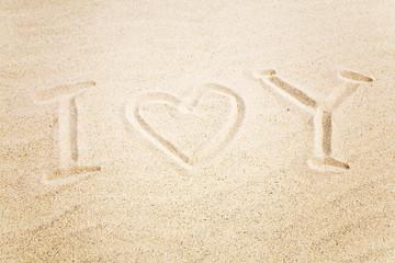 declaration of love