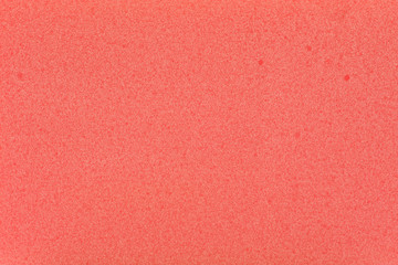 Pink synthetic foam texture