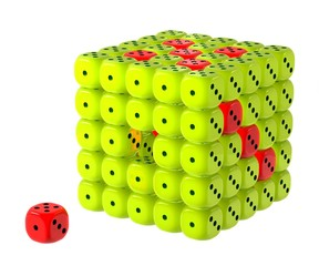 Dice incomplete