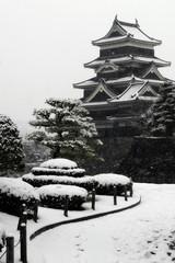Snowed In Castle