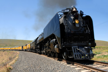 Union Pacific 844, Live Steam Engine