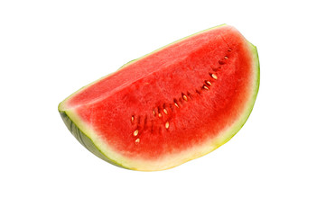 Watermelon, Isolated, Clipping Path