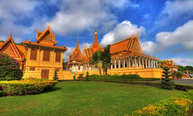 Royal Palace - Cambodia (HDR)