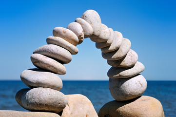 Balance of Pebbles