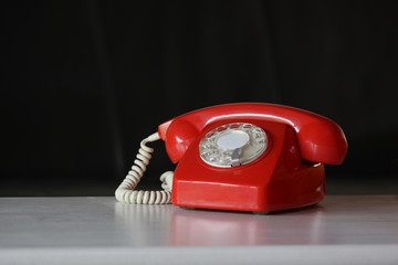 altmodisches Telefon