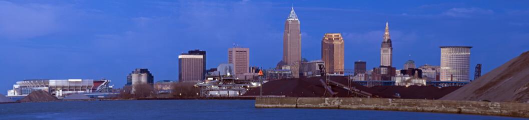 XXXL - Evening in Downtown Cleveland
