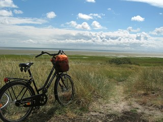 Radtour auf Sylt