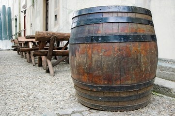 Barrel on The Street