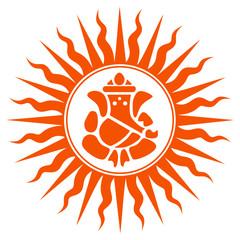 Lord Ganesha Sign