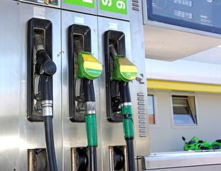 Petrol station detail
