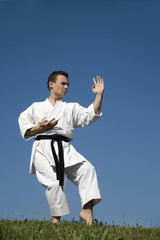 world champion - karate - kata - training