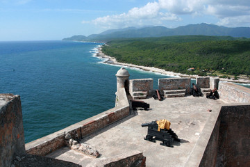 Cuban fortress