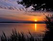 Sonnenuntergang Chiemsee II