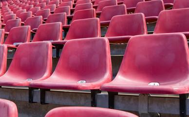 Sitz, Publikum, Tribüne, Reihe