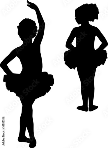 Quot Small Ballerina Quot Stock Image And Royalty Free Vector