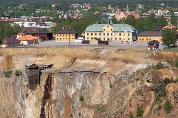 kopalnia w Falun