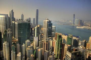 Hong Kong / Hongkong - China - Skyline