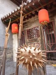 China - hut