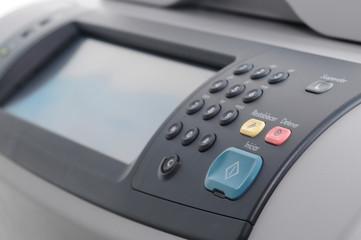 Printer board.