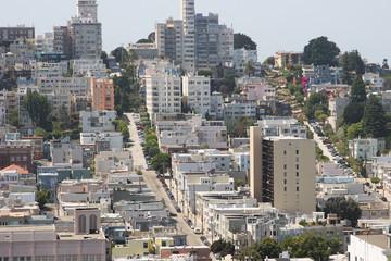 Colline de San Francisco_USA