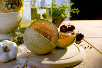 Melone_Terracotta