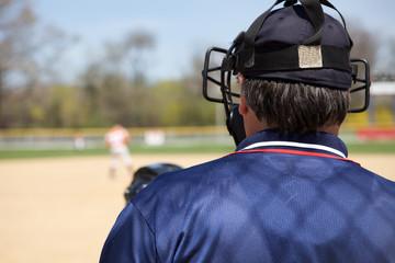 Umpire Calling Game