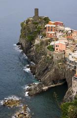 La presqu'île de Vernazza